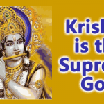 Krishna is the Supreme God